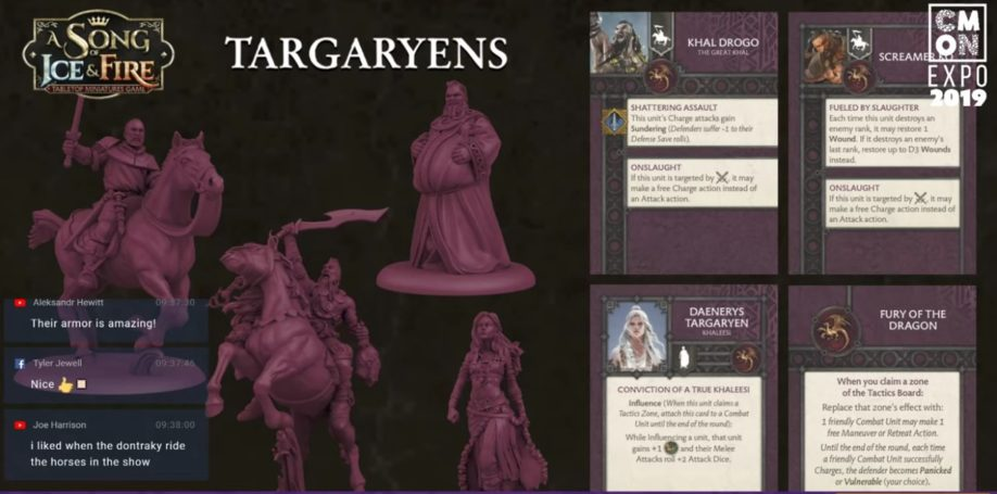 Héros Targaryen