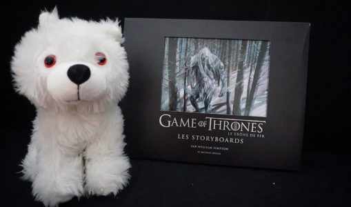 [On teste pour vous] «Game of Thrones, les storyboards» aux éditions 404