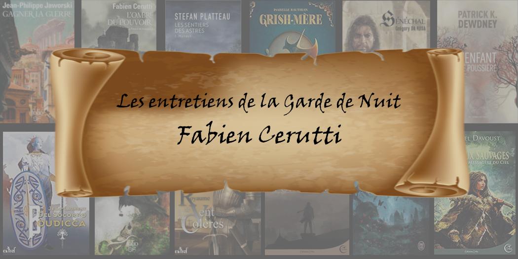Entretien avec… Fabien Cerutti