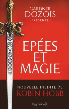 """Couverture de l'anthologie """"Épée et Magie"""" (éditions Pygmalion)"""
