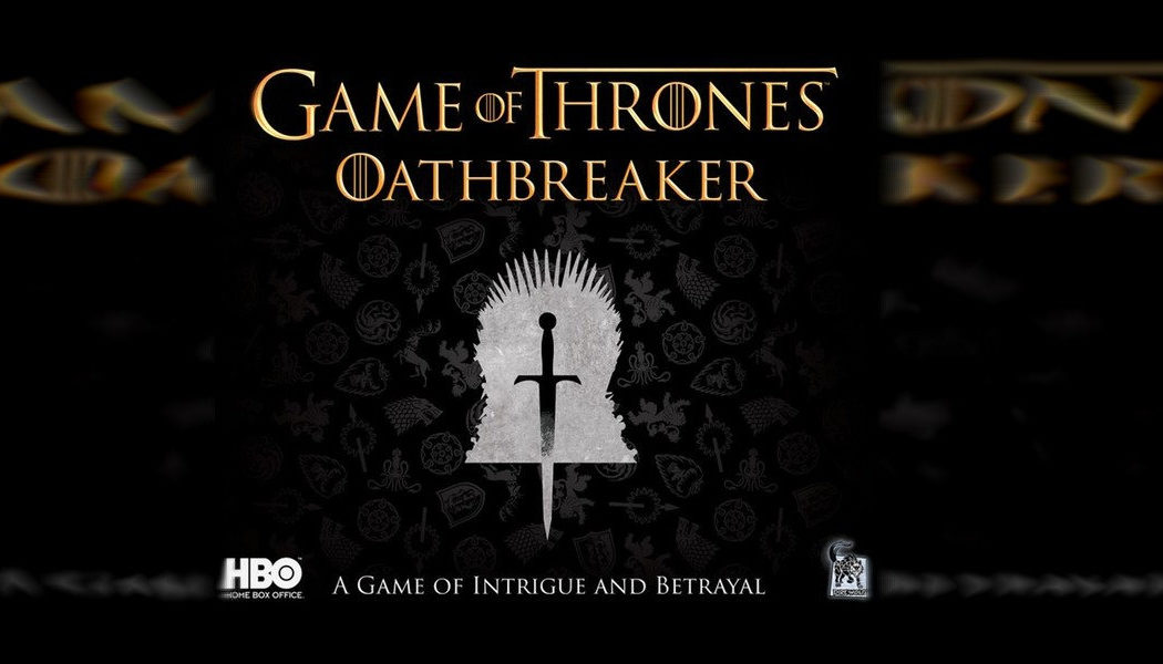 Game of Thrones - Oathbreaker - boite