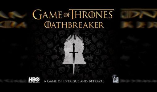 Game of Thrones - Oathbreaker - boite