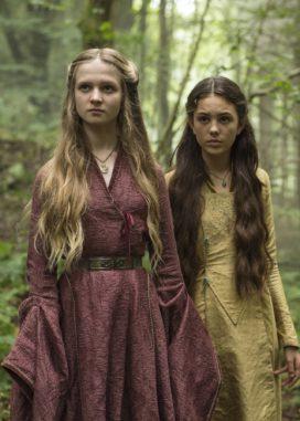 Cersei Lannister et Melara Cuillêtre (Crédits : HBO)