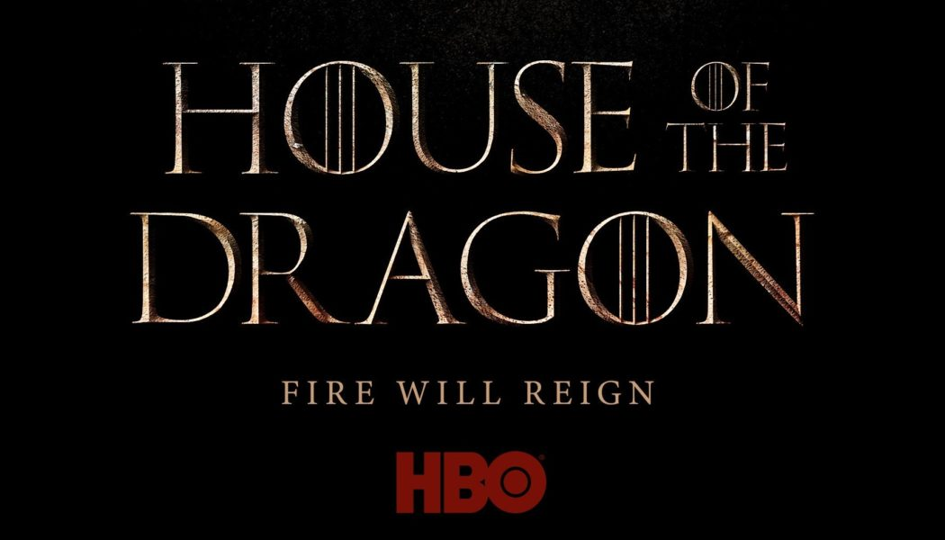House of the Dragon à attendre pour 2022