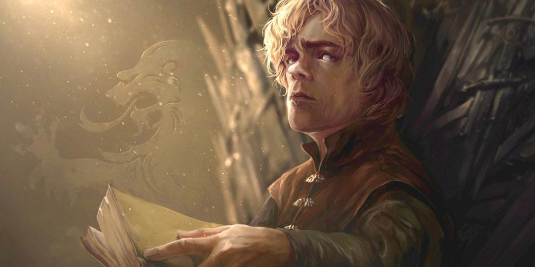 Tyrion Lannister Relecture au fil des pages