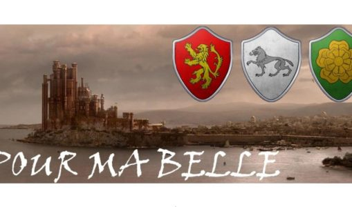 """Image du jeu """"Pour Ma Belle"""""""
