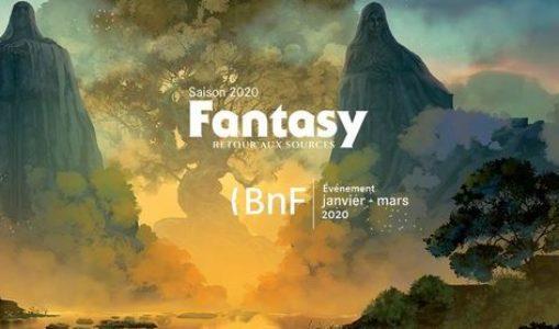 [Événement à la BnF] Fantasy, retour aux sources