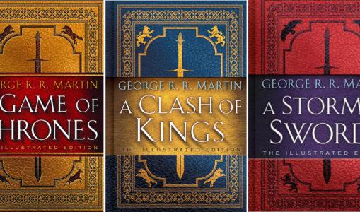 L'édition illustrée d' «A Storm of Swords» à paraître en novembre 2020 (VO)