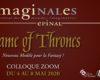 Retour sur le colloque virtuel des Imaginales : « Game of Thrones, nouveau modèle pour la fantasy ? » (2020)