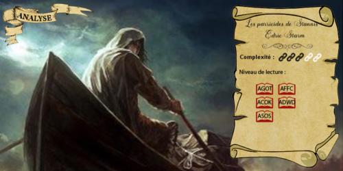 Les parricides de Stannis : Edric Storm, le neveu innocent
