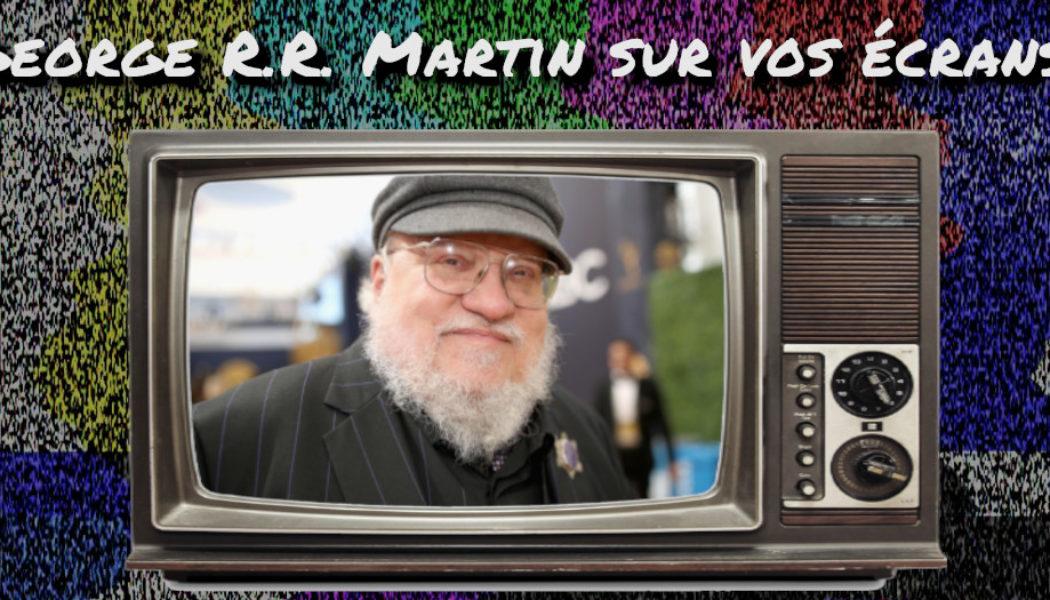 Martin annonce 7 autres projets chez HBO ! [poisson d'avril]