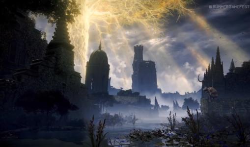 Elden Ring, le jeu vidéo écrit en collaboration avec GRRM, est annoncé.