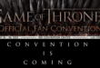 Une convention Game of Thrones officielle annoncée aux USA