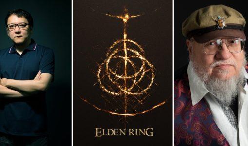 Des infos sur la coopération entre G.R.R Martin et FromSoftware : «Elden Ring»