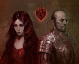 Stannis et Melisandre