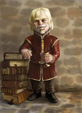 Tyrion Lannister par Ropart