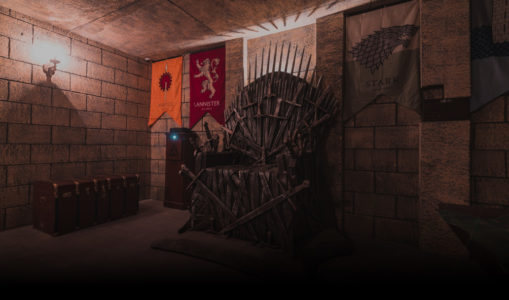 Escape game Winter is coming - Game Over - Lyon