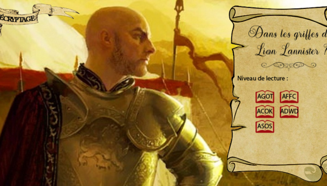 Elia et ses enfants, dans les griffes du Lion Lannister