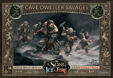 "visuel de l'extension ""Cave Dweller Savages"" (VO) -  © CMON"