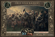 "visuel de l'extension ""Game-Free Folk Raiders"" (VO) -  © CMON"