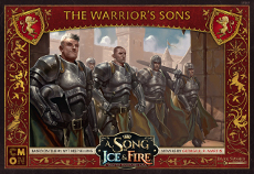 "visuel de l'extension ""The Warrior's Sons"" -  © CMON"