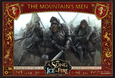 "visuel de l'extension ""The Mountain's Men"" -  © CMON"