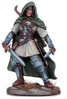 Chevalier errant ; © 2008, Dark Sword Miniatures Inc.
