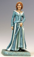 Catelyn Stark ; © 2009, Dark Sword Miniatures Inc.