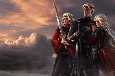 Maison Targaryen — La Garde de Nuit