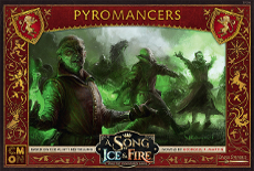 "visuel de l'extension ""Pyromancers"" -  © CMON"