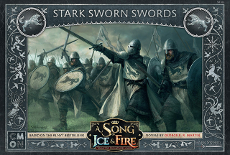 "visuel de l'extension ""Stark Sworn Swords"" (VO) -  © CMON"