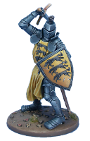 Gregor Clegane ; © 2009, Dark Sword Miniatures Inc.