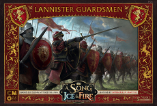 "visuel de l'extension ""Lannister Guardsmen"" (VO) -  © CMON"